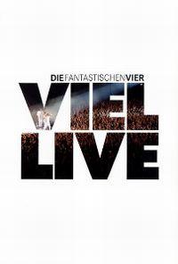 Cover Die Fantastischen Vier - Viel Live [DVD]